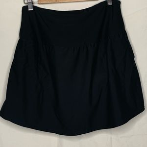 St John's Bay ruffled Swim skirt